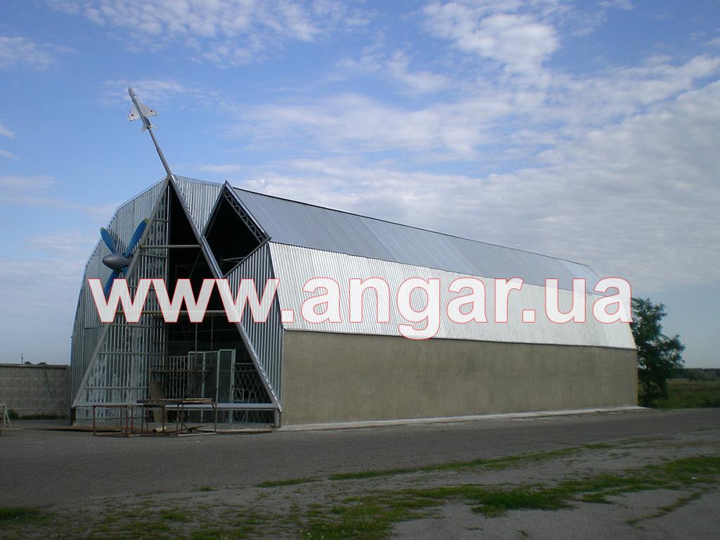 ангар под авиационный музей